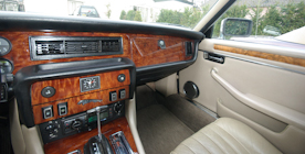 Dashboard Jaguar XJ6